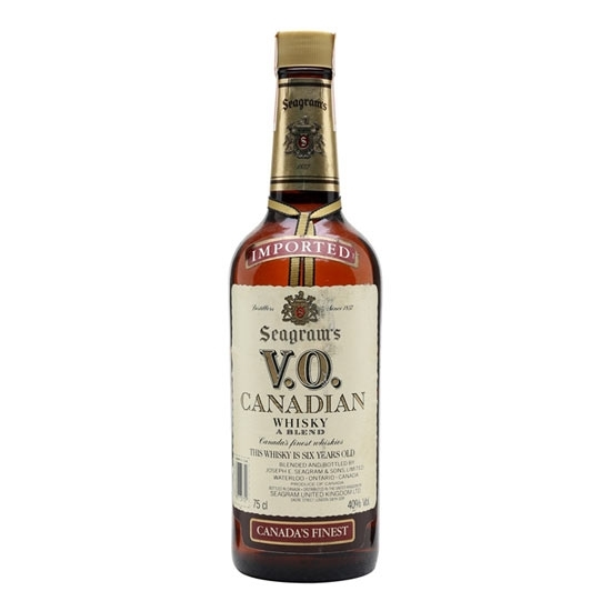 Picture of Seagram's Canadian V.O. Whisky (1L)