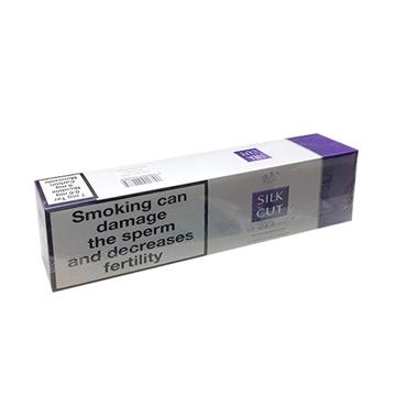 Picture of Silk Cut Purple King Size Cigarette