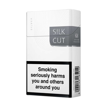 Picture of Special Price-Silk Cut Silver Cigarettes