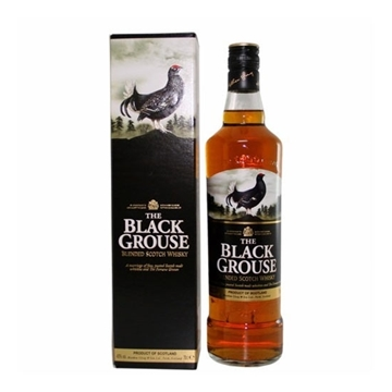 Picture of The Black Grouse 1 Liter 40%