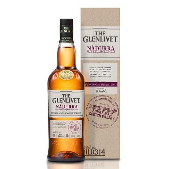 Picture of The Glenlivet Nadurra Oloroso 1 Liter