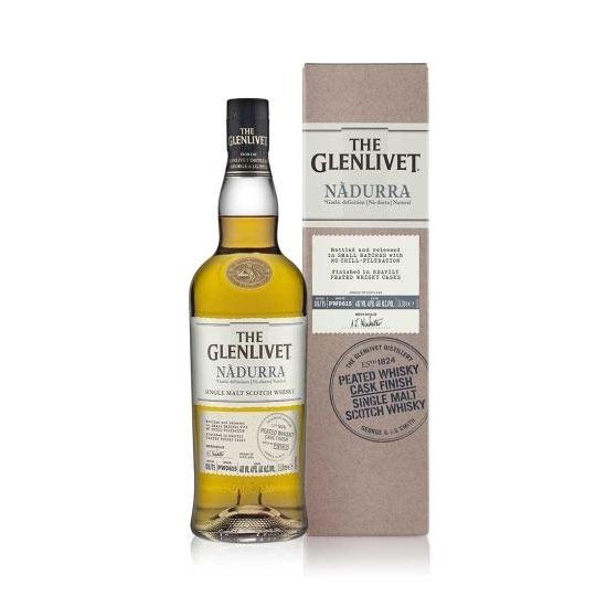 Picture of The Glenlivet Nadurra Peated 1 Liter