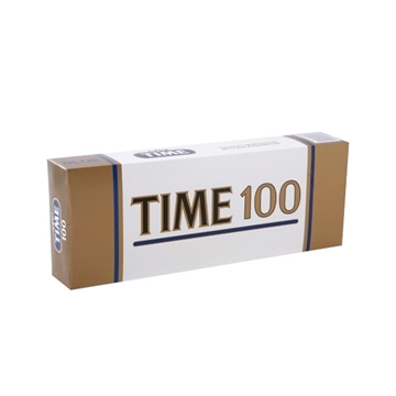 Picture of Time 100' Blue Cigarettes