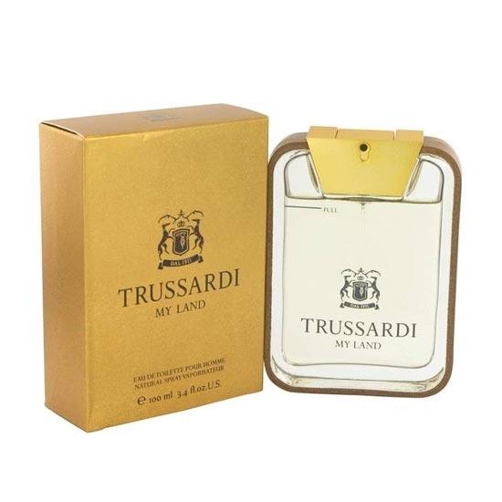 Picture of Trussardi My Land Eau de Toilette for Men (100 ml./3.4 oz.)