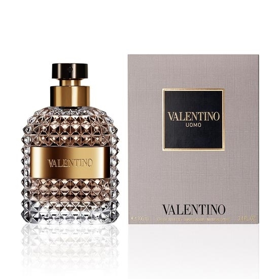 Picture of Valentino Uomo Eau De Toilette Spray For Men (100 ml./3.4 oz.)