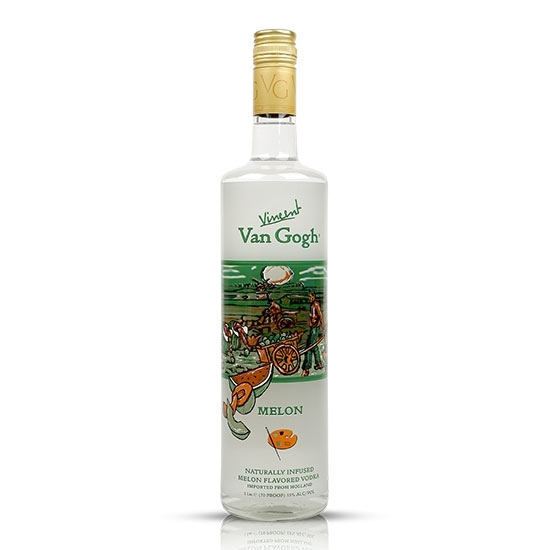 Picture of Van Gogh Melon Vodka 75cl