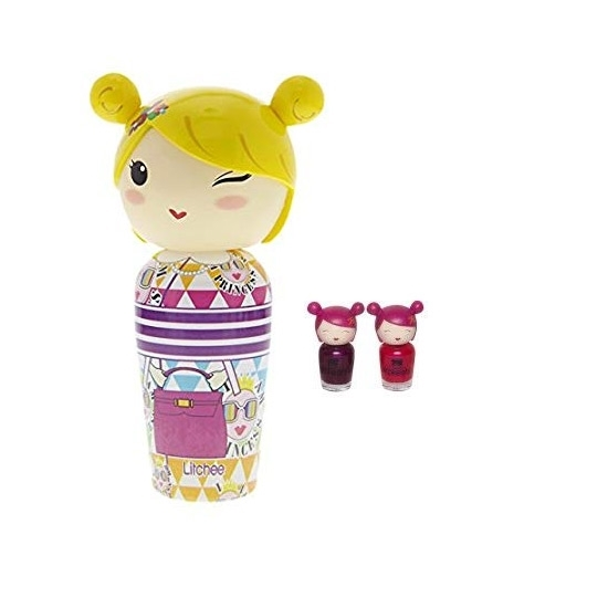 Picture of KOKESHI LITCHEE EDT+2 NAIL LAC
