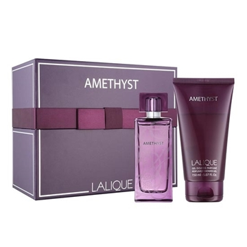 Picture of Lalique Amethyst 2013 Mother's Day Set (EdP 100ml, Shower Gel 150ml)