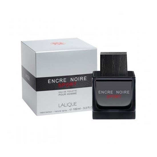 Picture of Lalique Encre Noir Sport Eau De Toilette Spray 100 ml