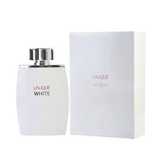 Picture of Lalique White Eau de Toilette Natural Spray 125ml
