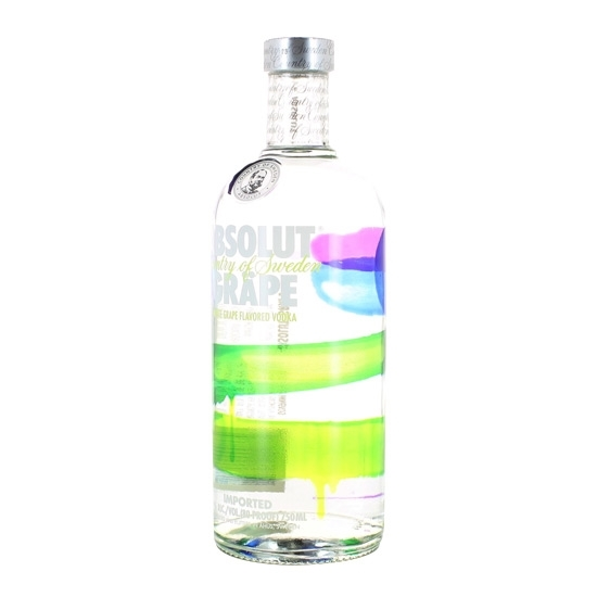 Picture of ABSOLUT GRAP