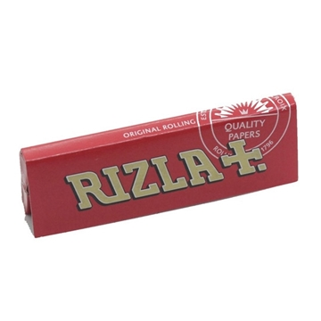 Picture of RIZLA RED ROLLING PAPER MEDIUM