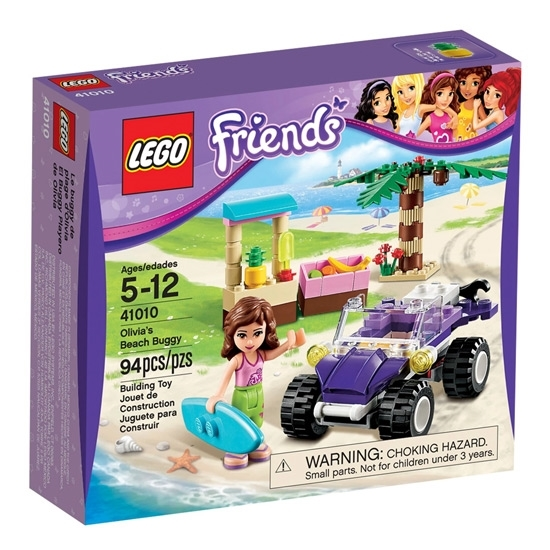 Picture of LEGO Olivia's Beach Buggy