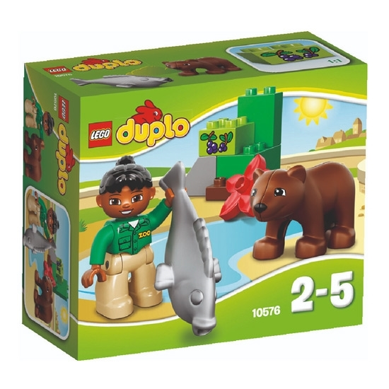 Picture of LEGO ZOO CARE V29