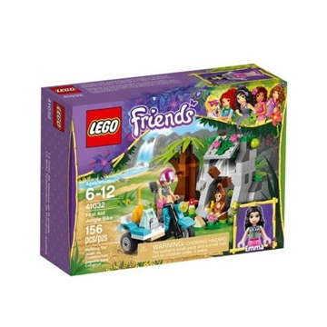 Picture of LEGO FIRST AID JUNGLE BIKE V29