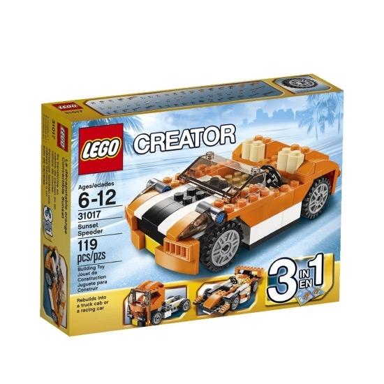 Picture of LEGO SUNSET SPEEDER V29