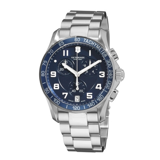 Picture of SWISS ARMY CHRONO CLASSIC BLUE