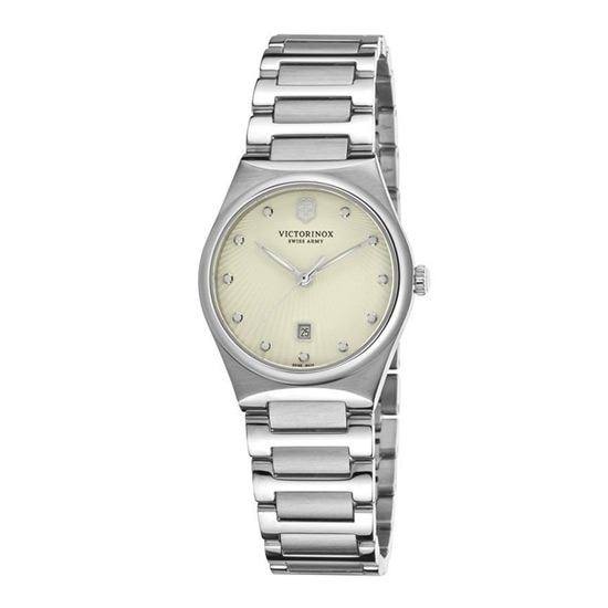 Picture of Swiss Army Victorinox Victoria Eggshell Dial