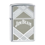Picture of Zippo Jim Beam Polished Chrome Lighter