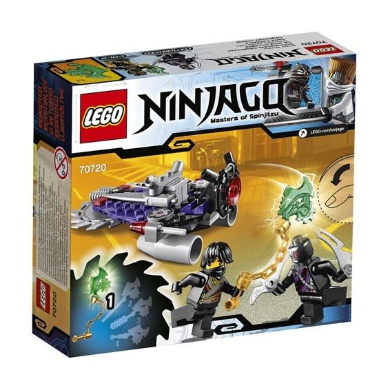 Picture of Lego ninjago hover hunter