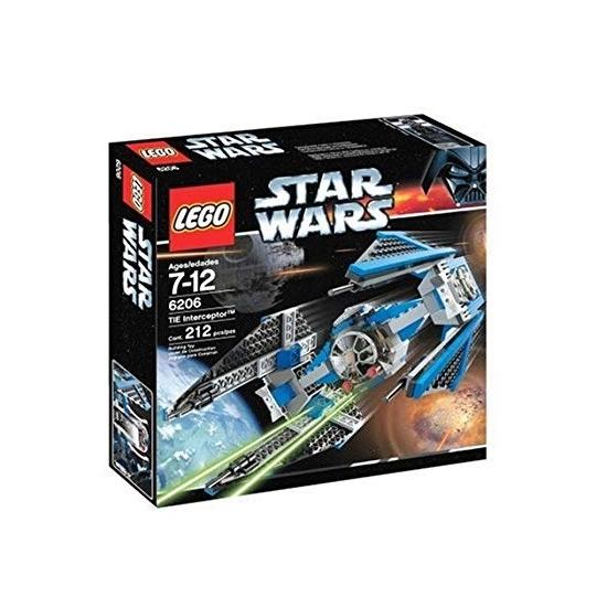Picture of LEGO Star Wars TIE Interceptor