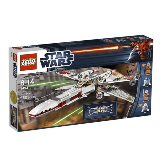 Picture of LEGO Star Wars X-Wing Starfighter