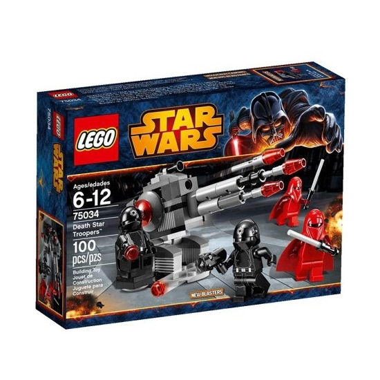 Picture of LEGO DEATH STAR TROOPERS