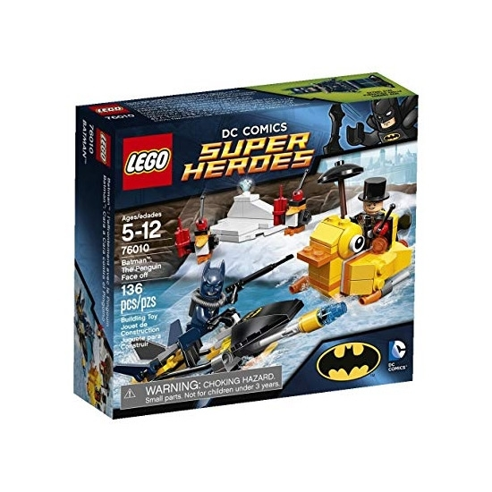 Picture of LEGO Super Heroes: Batman: The Penguin Face off