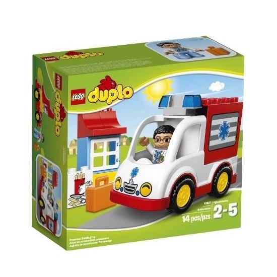 Picture of Lego Duplo Ambulance