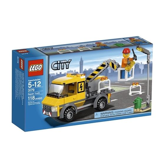 Picture of LEGO LIGHT REPAIR TRUCK