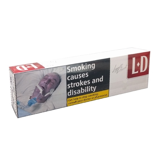 Picture of LD RED CIGARETTES