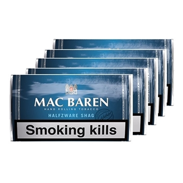 Picture of MACBAREN HALFZWARE SHAG TOBAC