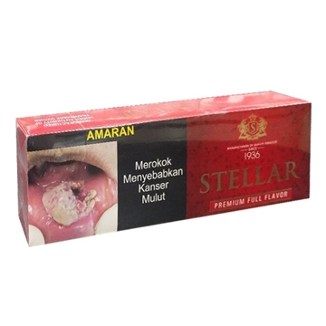 Picture of STELLAR FULL FLAVOUR CIGARETTE