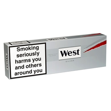 Picture of West Silver/Light Cigarettes