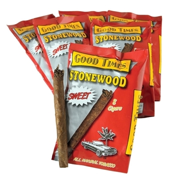 Picture of Good Times Stonewood Sweet Cigars (6 x 5 Cigars)