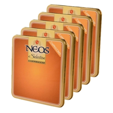 Picture of Neos Selection Cappuccino (5 x 10 Cigars)