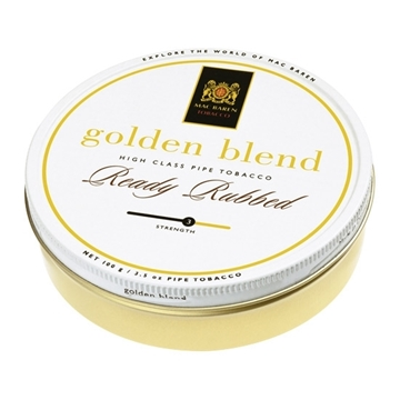 Picture of Mac Baren Golden Blend Tobacco (100 GR X 5 Units)