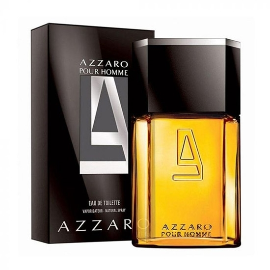 Picture of Azzaro Homme Eau De Toilette Spray (100 ml./3.4 oz.)