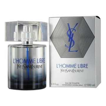 Picture of Yves Saint Laurent L'Homme Libre Eau De Toilette For Men (100 ml./3.4 oz.)