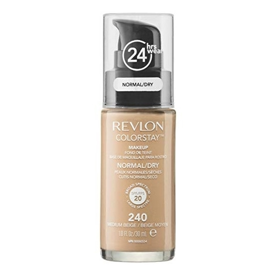Picture of Revlon ColorStay Foundation Oily/Normal Skin 240 Med Beige
