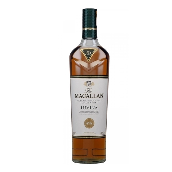 Picture of MACALLAN LUMINA WHISKY 41.3%