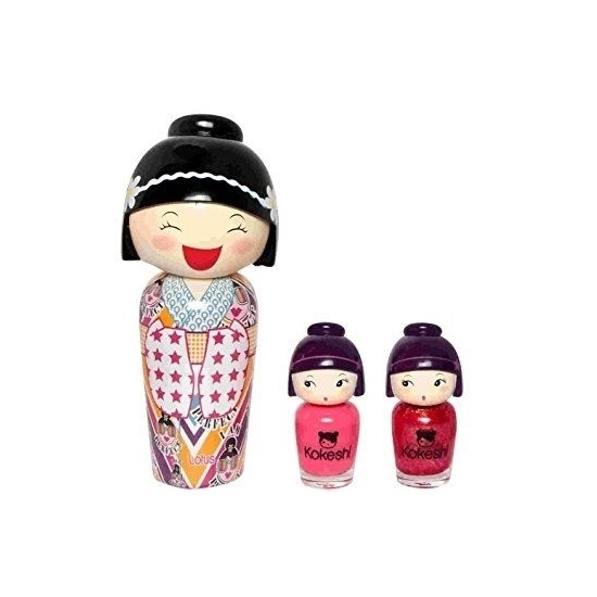 Picture of KOKESHI LOTUS EDT+2 NAIL LACQU