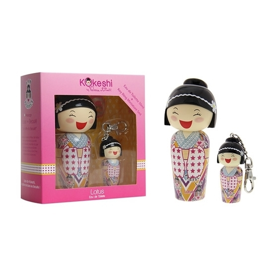 Picture of KOKESHI LOTUS EDT + KEY RING