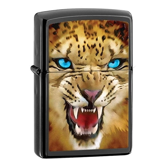 Picture of ZIPPO 28276 LEOPARD LIGHTER