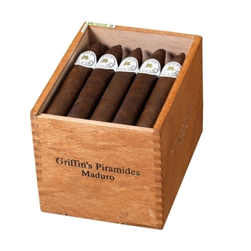 Picture of The Griffin's Piramides Maduro (4 Cigars)
