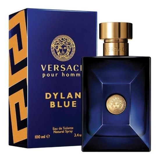 Picture of VERSACE DYLAN  BLUE MAN EDT SP