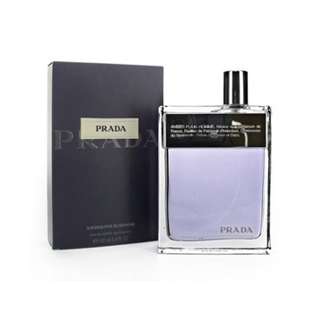 Picture of Prada Man Eau De Toilette Spray (100 ml./3.4 oz.)