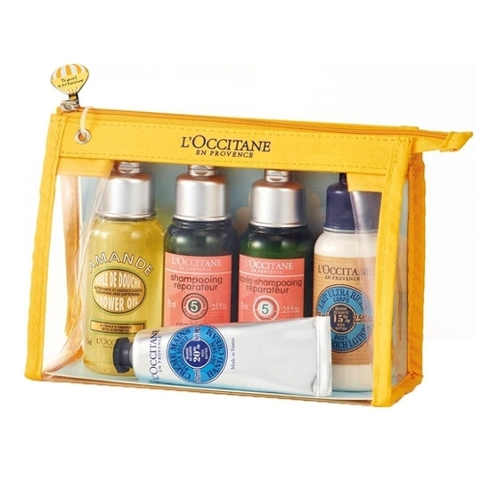 Picture of L'Occitane Best Price Hand Cream & Body Lotion & Shower Pack (4 X 72 ml+10 ml)