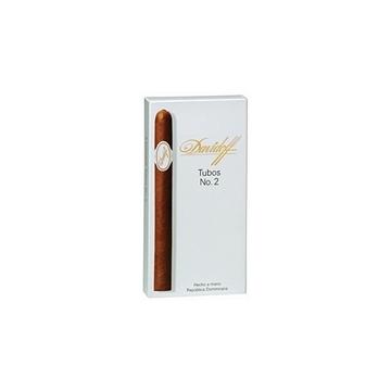 Picture of Davidoff Cigar No 2 Tubos