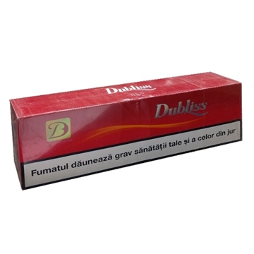 Picture of Dubliss Red King Size Cigarettes